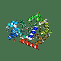 Molmil generated image of 2aqw