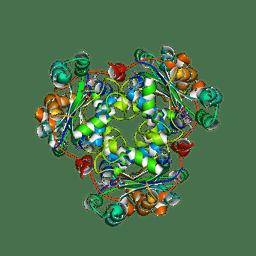 Molmil generated image of 2az3