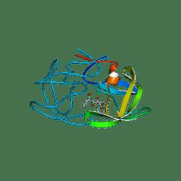 Molmil generated image of 2az8