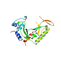 Molmil generated image of 2azo
