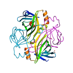 Molmil generated image of 2bc3