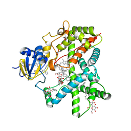 Molmil generated image of 2bdm
