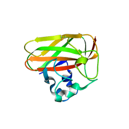 Molmil generated image of 2ben