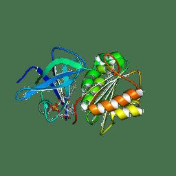 Molmil generated image of 2bgj