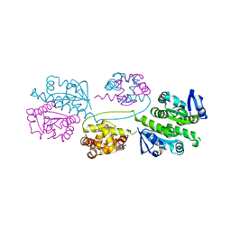 Molmil generated image of 2bhn