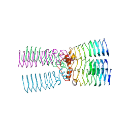 Molmil generated image of 2bm7