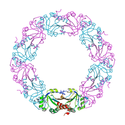 Molmil generated image of 2bmx