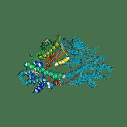 Molmil generated image of 2bu2