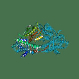 Molmil generated image of 2bu7