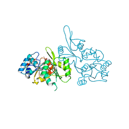 Molmil generated image of 2cft