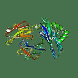 Molmil generated image of 2cik