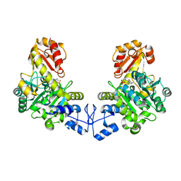 Molmil generated image of 2ctz