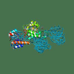 Molmil generated image of 2dbq