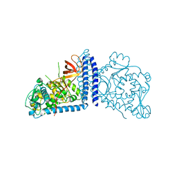 Molmil generated image of 2de0
