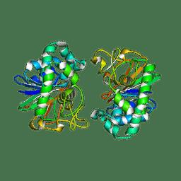 Molmil generated image of 2dfj