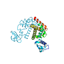 Molmil generated image of 2dg7