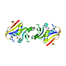 Molmil generated image of 2dhf