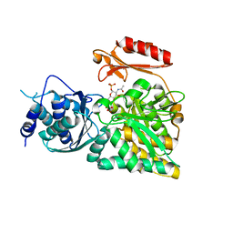 Molmil generated image of 2dkd