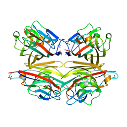 Molmil generated image of 2dvf