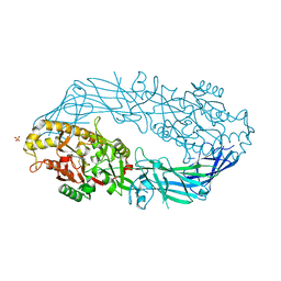 Molmil generated image of 2dw5