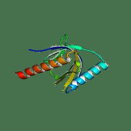 Molmil generated image of 2ela