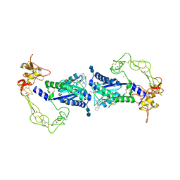 Molmil generated image of 2erp