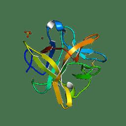 Molmil generated image of 2esu