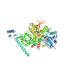 Molmil generated image of 2ex3