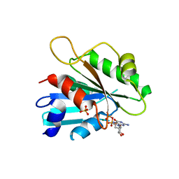 Molmil generated image of 2fa9