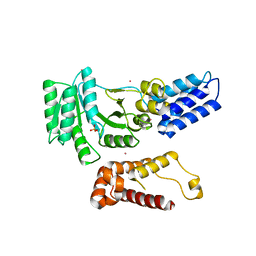 Molmil generated image of 2ffh
