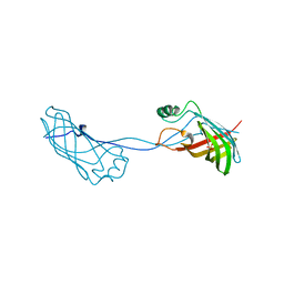 Molmil generated image of 2fgs