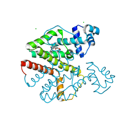 Molmil generated image of 2fj1