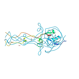 Molmil generated image of 2fkk