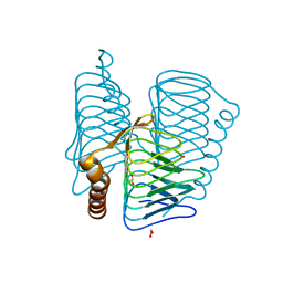 Molmil generated image of 2fko