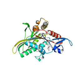 Molmil generated image of 2fl2