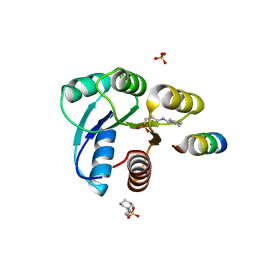 Molmil generated image of 2flk