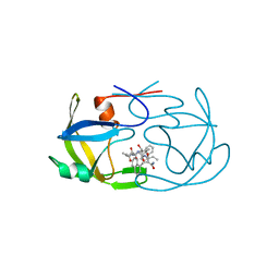 Molmil generated image of 2fmb
