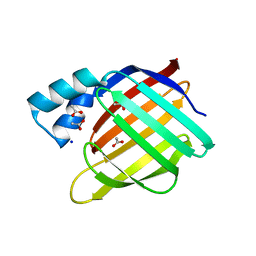 Molmil generated image of 2fs6