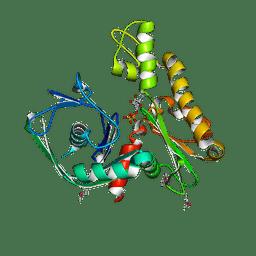 Molmil generated image of 2fsn