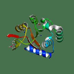 Molmil generated image of 2fsu