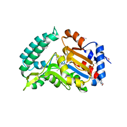 Molmil generated image of 2g0a
