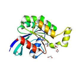 Molmil generated image of 2gcn