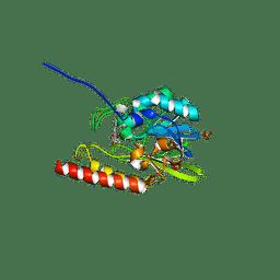 Molmil generated image of 2gfj