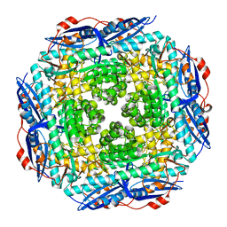 Molmil generated image of 2gge