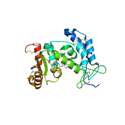 Molmil generated image of 2hct