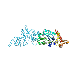 Molmil generated image of 2hgz