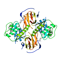 Molmil generated image of 2hh9