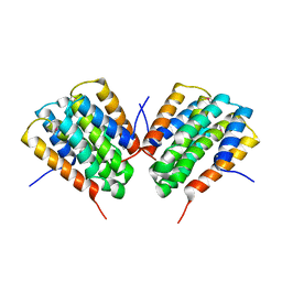 Molmil generated image of 2hjm