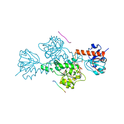 Molmil generated image of 2hu2