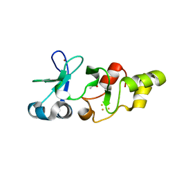 Molmil generated image of 2hu9